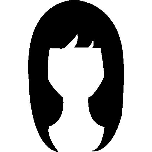 woman-dark-long-hair-shape